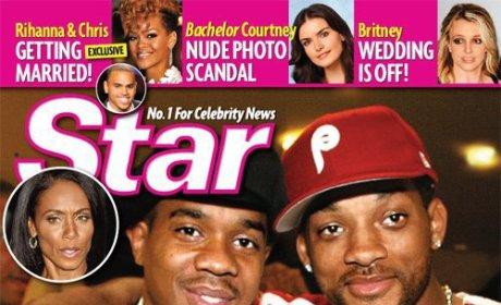 Jada Pinkett Smith on Divorce Rumors: Untrue!