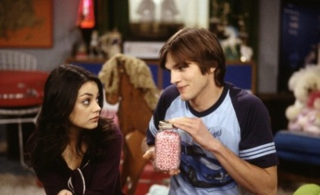 Ashton Kutcher and Mila Kunis: New Couple Alert?!?