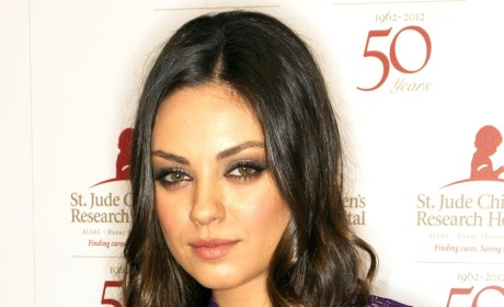 Mila Kunis Rep Shoots Down Ashton Kutcher Dating Rumor