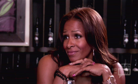 Sheree Whitfield on The Real Housewives of Atlanta