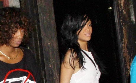 Melissa Forde: Dating Rihanna?