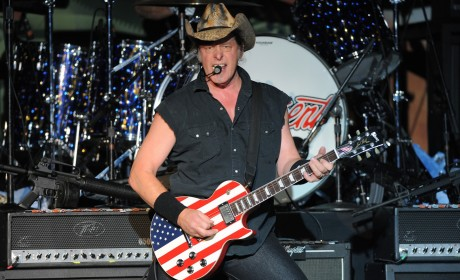 Should Ted Nugent have been banned from playing at a U.S. military concert?