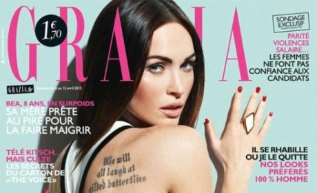 Megan Fox: Pregnant with First Child!