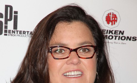 Rosie O'Donnell Takes a View on Childhood, New Gig