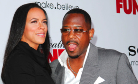 Martin Lawrence, Wife Shamicka to Divorce
