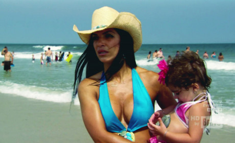 Real Housewives of New Jersey Season Premiere Pic
