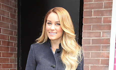 Lauren Conrad's Blonde Hair