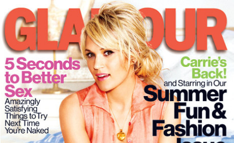 Carrie Underwood Announces Tour Dates, Looks Absurdly Hot in Glamour