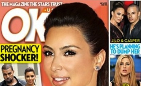 Kim Kardashian is Having a Baby!*