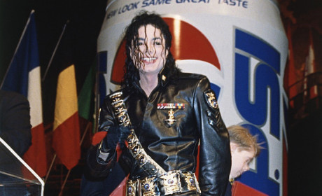 Michael Jackson to Star in New Pepsi Ad Campaign