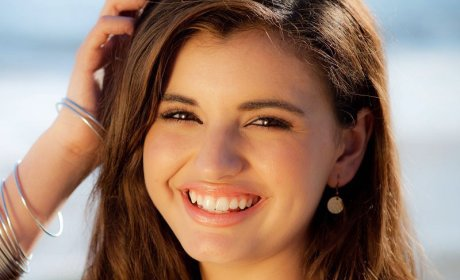 "Rebecca Black Releases Music Video for ""Sing It"""