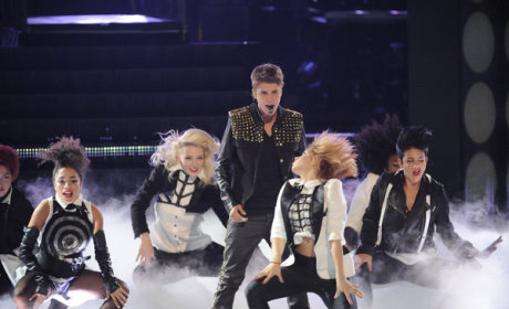 Justin Bieber on The Voice