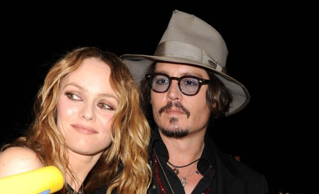 Johnny Depp and Vanessa Paradis: It's Absolutely NOT Over!