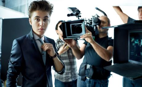 Justin Bieber in GQ: Don't Trust Anyone