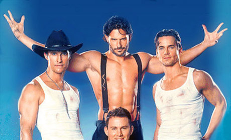 Who Would You Rather: Men of Magic Mike Edition!