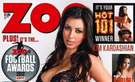 Is Kim Kardashian the hottest woman in the world?