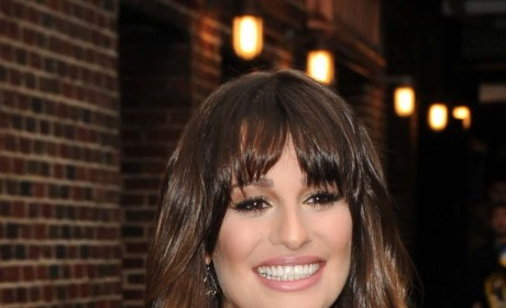 What do you think of Lea Michele's dress?