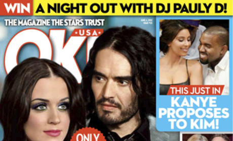 Russell Brand (Supposedly) Begs Katy Perry: Take Me Back!