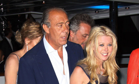 Tara Reid Dating Fawaz Gruosi, 60-Year-Old Jeweler Apparently