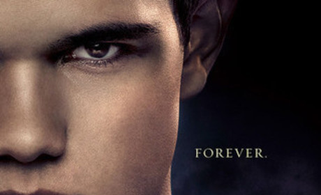 New Breaking Dawn Posters: Forever...