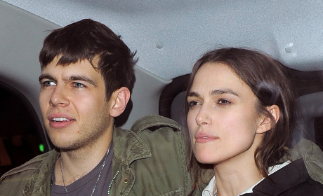 Keira Knightley: Engaged to James Righton!