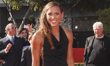 Lolo Jones to Tim Tebow: Like Chocolate Milk?