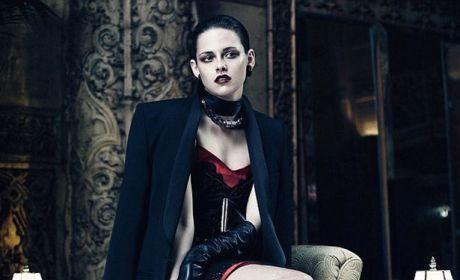 Kristen Stewart Interview Photo