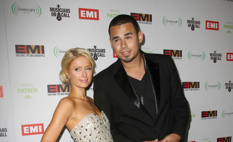 Paris Hilton: Dumped By Afrojack!