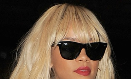 Celebrity Hair Affair: Rihanna