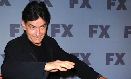 Charlie Sheen Urges Fans to Deface Kid's Former School; Officials Want Actor Prosecuted