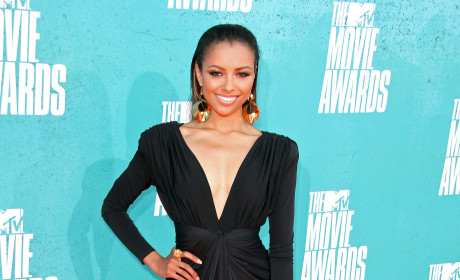 Kat Graham at MTV Movie Awards