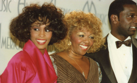 Cissy Houston and Whitney