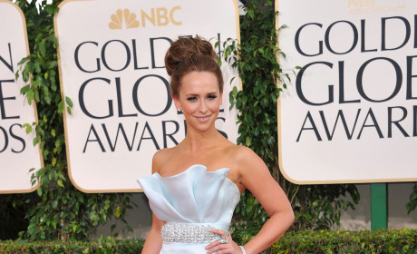 Jennifer Love Hewitt Golden Globes