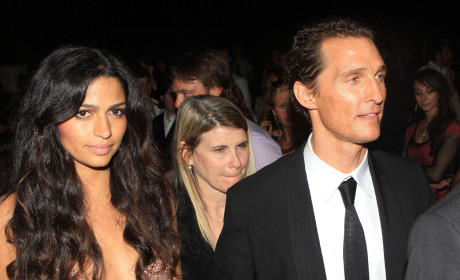 Matthew McConaughey to Wed Camila Alves... This Weekend!