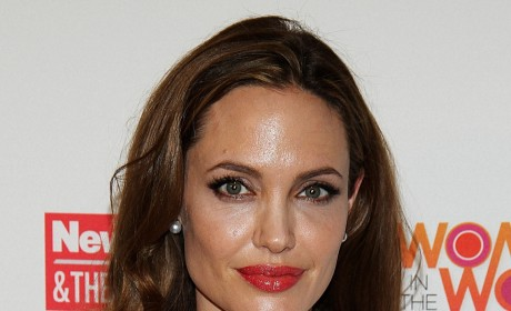 Angelina Jolie to Direct Fifty Shades of Grey Movie?