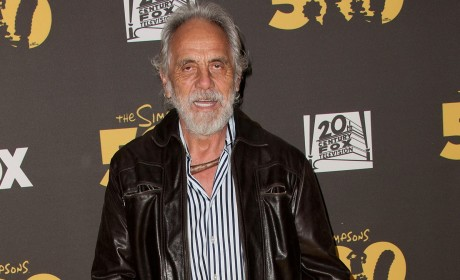 Tommy Chong Reveals Prostate Cancer Battle