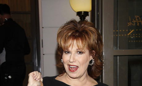 Joy Behar Leaving The View After 16 Years
