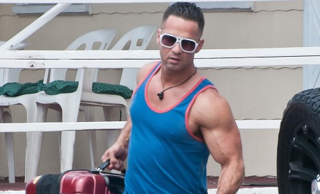 The Situation: Taunted For Not Drinking at the Club!