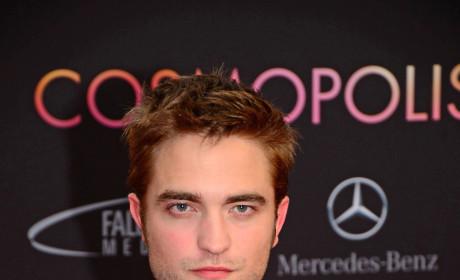 Robert Pattinson Reacts to Nickname: Down with R. Patt!