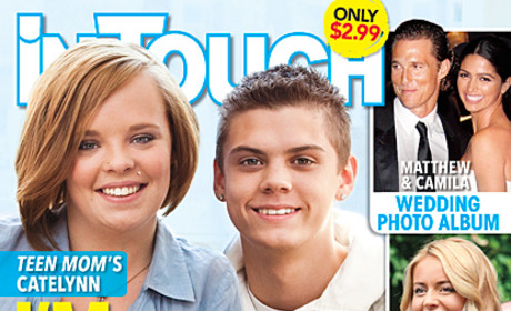 Catelynn Lowell Pregnant!