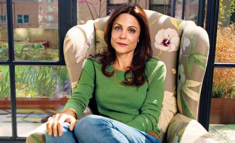 Bethenny Frankel in Glamour