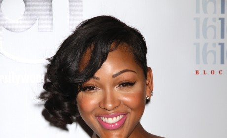 Meagan Good and DeVon Franklin: Married!