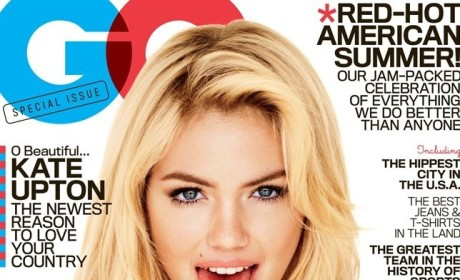 Kate Upton GQ Cover