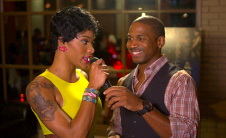 Stevie J and Joseline Hernandez Defend Love & Hip Hop: Atlanta Premiere