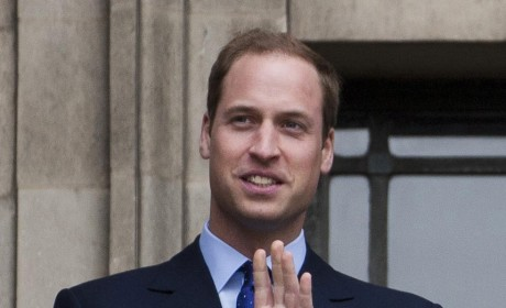 Prince William Waves