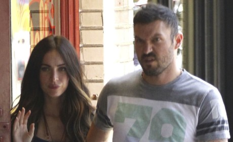 Megan Fox Baby Bump: Confirmed!