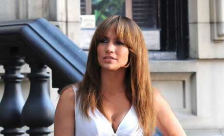 Jessica Lopez Hair Bangs
