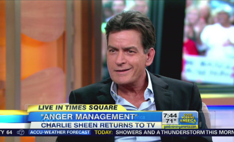 Charlie Sheen Considers Lawsuit Over Hotel Room Allegations
