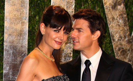 Tom Cruise, Katie Holmes Pic
