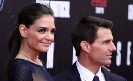 Tom Cruise Divorce: Katie Holmes Stalked By Scientology Minions?